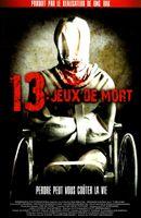 Affiche 13 jeux de mort