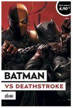 Couverture Batman vs Deathstroke