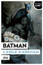 Couverture Batman : L'Asile d'arkham