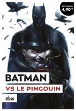 Couverture Batman vs Le Pingouin