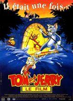 Affiche Tom et Jerry - Le Film