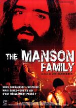 Affiche The Manson Family