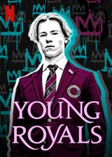 Affiche Young Royals