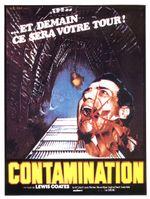 Affiche Contamination