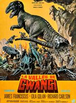 Affiche La Vallée de Gwangi