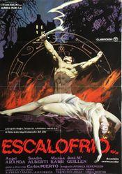Affiche Escalofrio