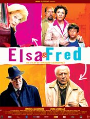 Affiche Elsa & Fred