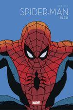 Couverture Spider-Man : Bleu