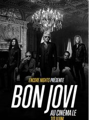 Affiche Bon Jovi From Encore Nights