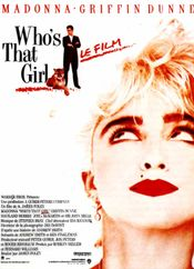 Affiche Who's That Girl ?