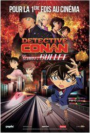 Affiche Détective Conan : The Scarlet Bullet