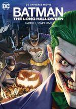 Affiche Batman : The Long Halloween, partie 1