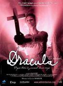 Affiche Dracula : Pages tirées du journal d'une vierge