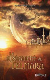 Couverture Le Testament de Telmara