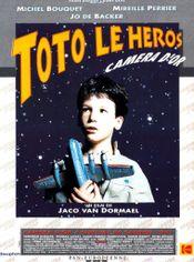 Affiche Toto le héros