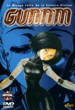 Affiche Gunnm