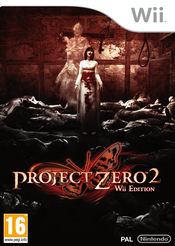 Jaquette Project Zero 2: Wii Edition