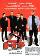Affiche HS (Hors Service)