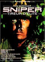 Affiche Sniper, tireur d'élite