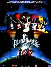 Affiche Power Rangers : Le Film