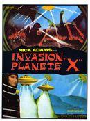 Affiche Invasion Planète X