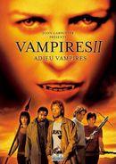 Affiche Vampires II : Adieu vampires