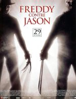 Affiche Freddy contre Jason