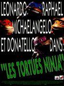 Affiche Les Tortues Ninja