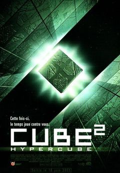Affiche Cube² : Hypercube