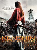Affiche Kenshin : Kyoto Inferno