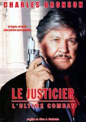 Affiche Le Justicier : L'Ultime Combat