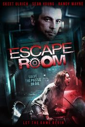 Affiche Escape Room
