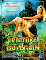 Affiche La Créature du lagon : Le Retour