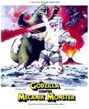 Affiche Godzilla contre Mecanik Monster