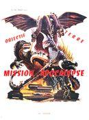 Affiche Objectif Terre, mission Apocalypse