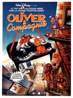 Affiche Oliver & Compagnie