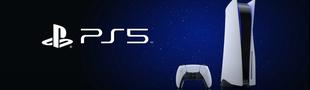 Cover Mes jeux sur PS5