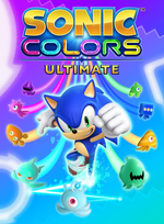 Jaquette Sonic Colors: Ultimate