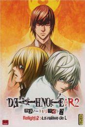 Affiche Death Note : Relight 2 - La Relève de L