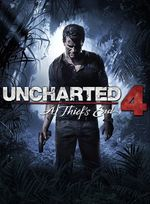 Jaquette Uncharted 4: A Thief's End