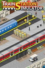 Jaquette Train Station Simulator