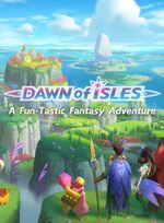 Jaquette Dawn of Isles