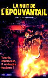 Affiche La Nuit de l'épouvantail