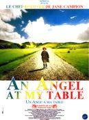Affiche Un ange à ma table