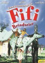 Affiche Les aventures de Fifi Brindacier