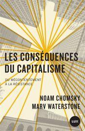 Couverture Les Conséquences du capitalisme
