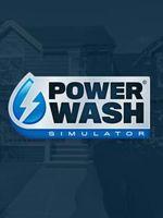 Jaquette PowerWash Simulator