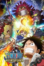 Affiche One Piece: Heart of Gold