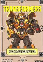 Couverture Transformers: Hearts of Steel