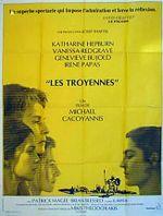 Affiche Les Troyennes